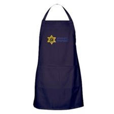 Shalom Bitches! Apron (dark)