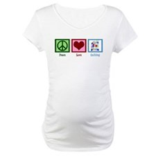 Peace Love Quilting Shirt