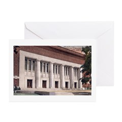 Hill Auditorium Greeting Cards (Pk of 20)