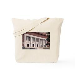 Hill Auditorium Tote Bag