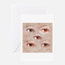 Eyes (1) Greeting Card