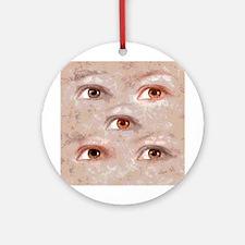 Eyes (1) Ornament (Round)