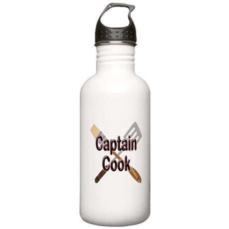 Captain Cook Stainless Water Bottle 1.0L