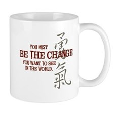 Courage (Chinese) Mug