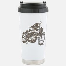 RETRO CAFE RACER Stainless Steel Travel Mug