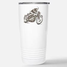 RETRO CAFE RACER Travel Mug