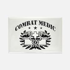 Combat Medic Rectangle Magnet