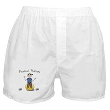 PT - Therapy ball (Boy) Boxer Shorts