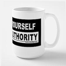 THINK FOR YOURSELF... Mug