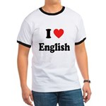 I Heart English: Ringer T