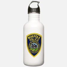 Norfolk Police Department Water Bottle