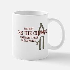 Courage (Amharic) Mug