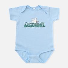 NPH on a Unicorn - LEGENDARY Infant Bodysuit