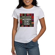 OMQGButtonLogo T-Shirt