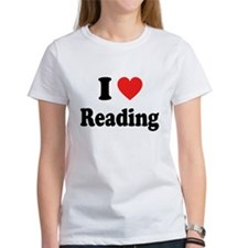 I Heart Reading: Tee