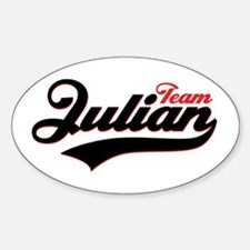 Team Julian Decal
