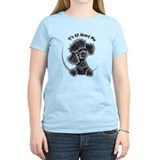 Poodle Women's Light T-Shirt