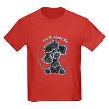 Black Poodle Lover T