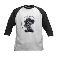 Black Poodle Lover Tee