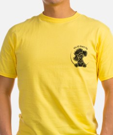 Black Poodle IAAM Pocket T