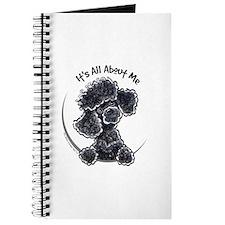 Black Poodle Lover Journal