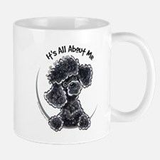 Black Poodle Lover Mug