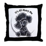Poodle Throw Pillows