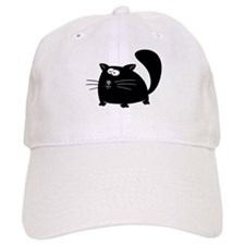Cute Black Cat Hat