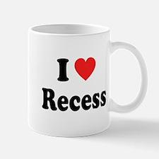 I Heart Recess: Mug