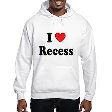 I Heart Recess: Hoodie