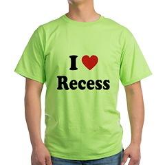 I Heart Recess: T-Shirt