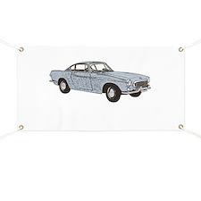Volvo 1800 p1800 1800s 1800es Banner