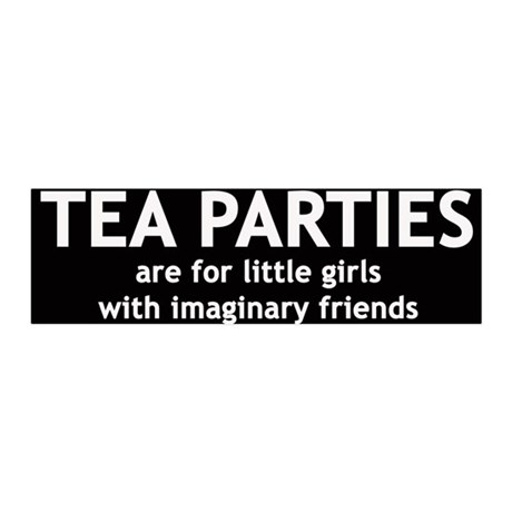 Tea Parties 36x11 Wall Peel
