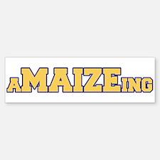 aMAIZEing Bumper Bumper Sticker