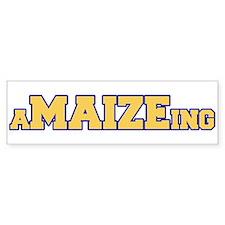 aMAIZEing Bumper Sticker