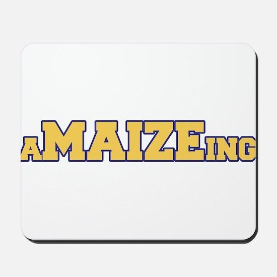aMAIZEing Mousepad
