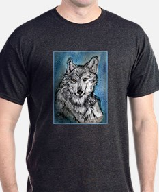 Wildlife, Wolf, T-Shirt