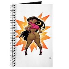 Cute Ebony Journal