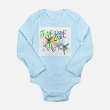 Faerie Magic Long Sleeve Infant Bodysuit