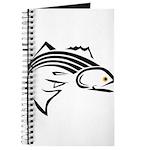 Striper Graphic Journal