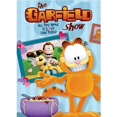 The Garfield Show: All You Need Is Love & Pasta