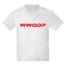 WWQD? Star Trek Humor T-Shirt