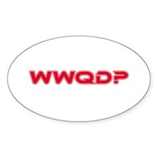 WWQD? Star Trek Humor Decal