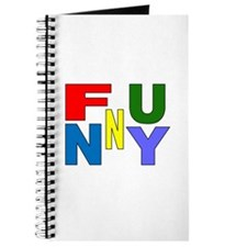 FUNNY TO ME Journal