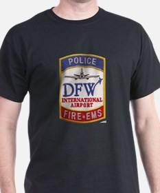 DFW Fire Police EMS T-Shirt