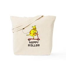 Happy Roller! Tote Bag