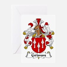Grimm Greeting Card