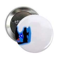 """Christmas from the left 2.25"""" Button (10 pack"""