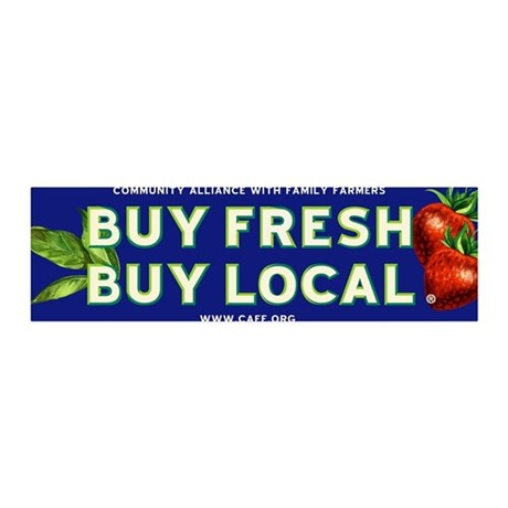 Buy Fresh Buy Local classic 36x11 Wall Peel