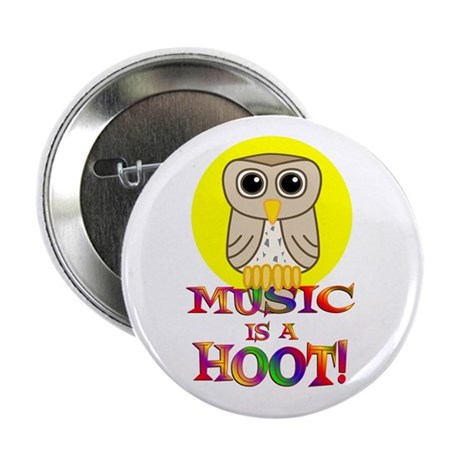 "Music 2.25"" Button (100 pack)"